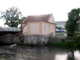 Ошмяны , водяная мельница.