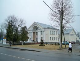 Дворец культуры г. Ошмяны