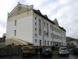 Новые фасады старого здания БЕЛТЕЛЕКОМ